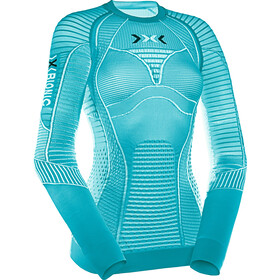X-Bionic W's Effektor Power Running Shirt LS Turquoise/Anthracite